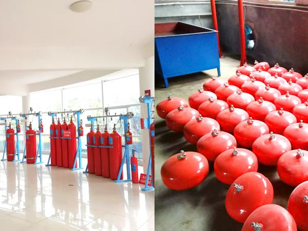 气体灭火系统,超细干粉灭火系统