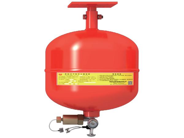 电控型悬挂超细干粉灭火装置