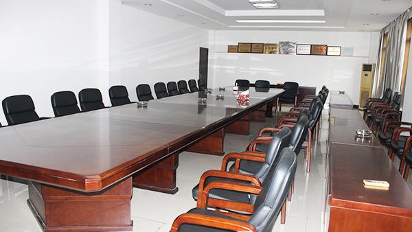 工厂大会议室