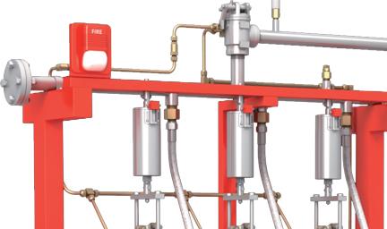 高压二氧化碳称重检漏装置