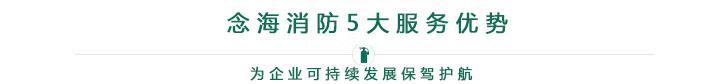 5大服务优势
