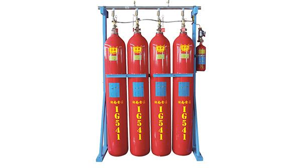 IG541气体灭火系统