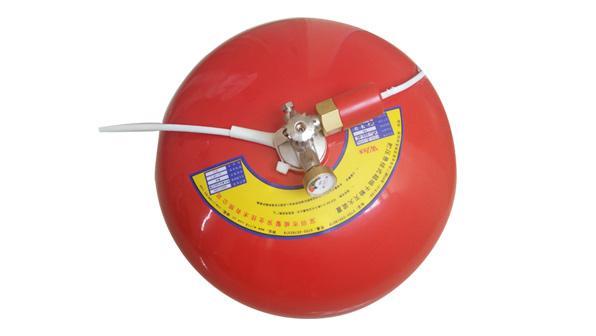 电控超细干粉灭火装置