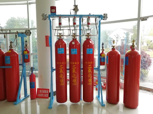 念海知识普及:高压二氧化碳灭火系统安装的要求有哪些?