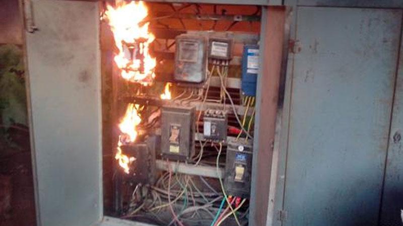 配电柜专用自动灭火装置