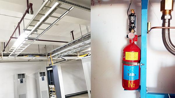 通讯配电房气瓶间气体灭火系统