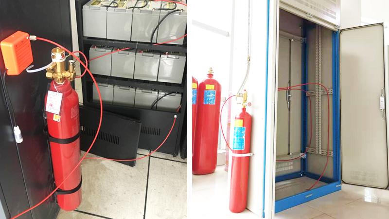 机房气体灭火设备