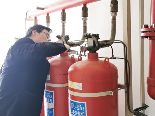 七氟丙烷钢瓶检测年限