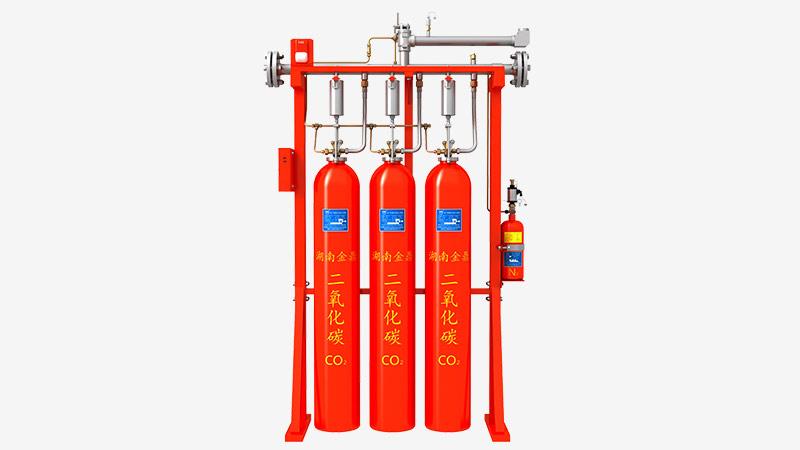 涂布机高压二氧化碳灭火系统