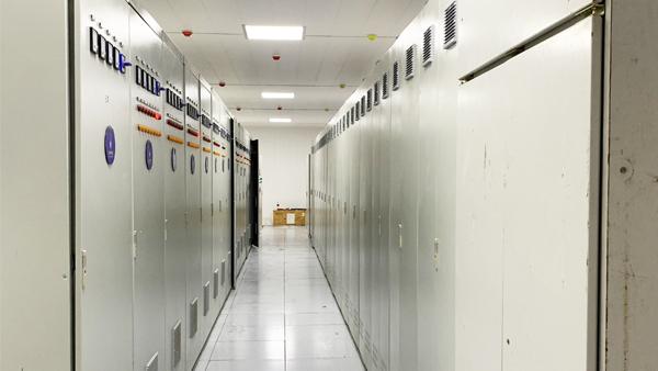 配电房气体灭火系统