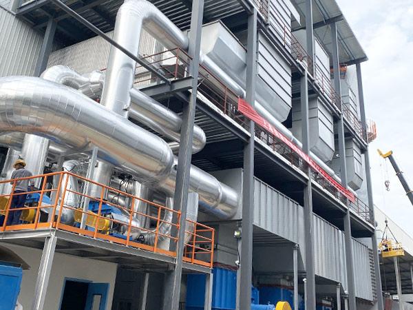 除尘器七氟丙烷灭火系统,念海消防助力无锡雅迪电动车安全生产