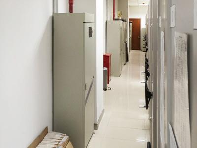精密档案室气体灭火系统