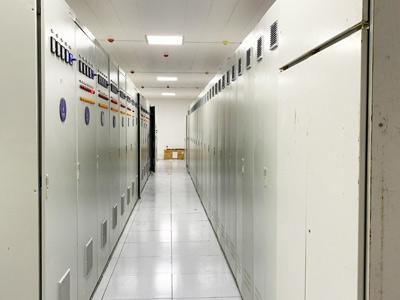高压配电房气体灭火系统