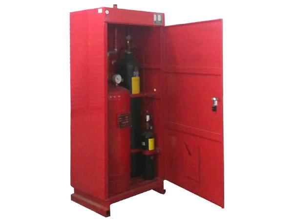 柜式超细干粉灭火装置