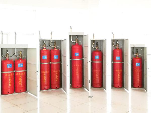 柜式七氟丙烷灭火装置
