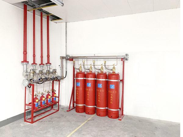 管网七氟丙烷灭火系统安装规范