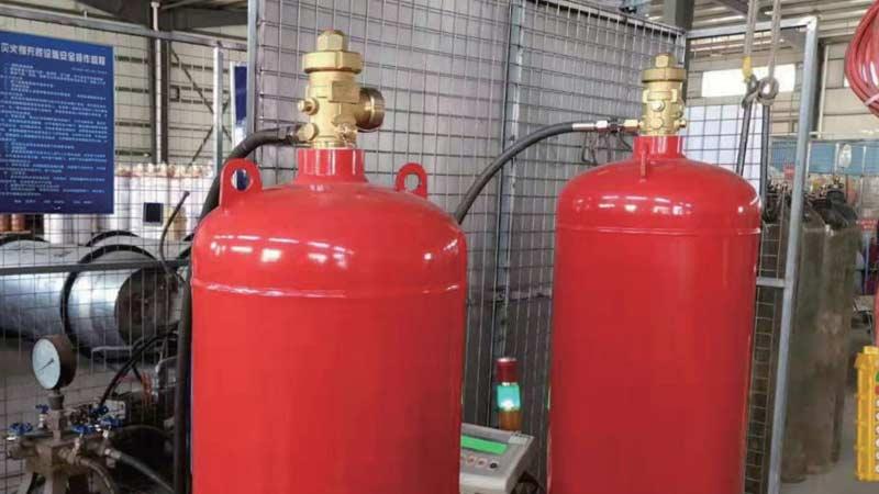 七氟丙烷灭火剂