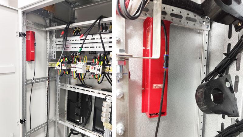 配电柜小型热气溶胶灭火装置