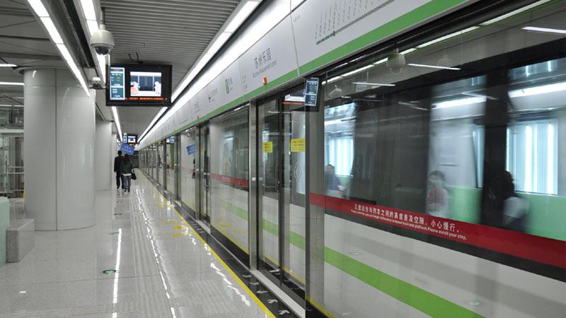 地铁ig541气体灭火系统