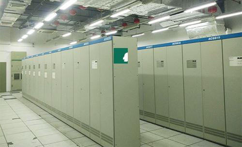 高压配电柜灭火系统