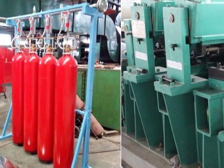轧机二氧化碳灭火系统