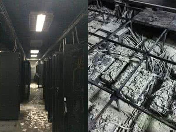 机房灭火系统