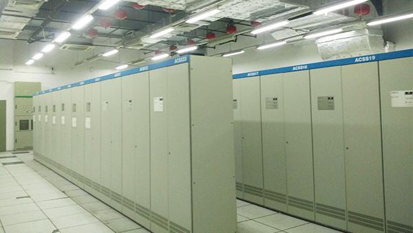 高压配电房配电柜灭火系统