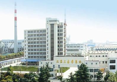 江苏三房巷集团机房灭火系统