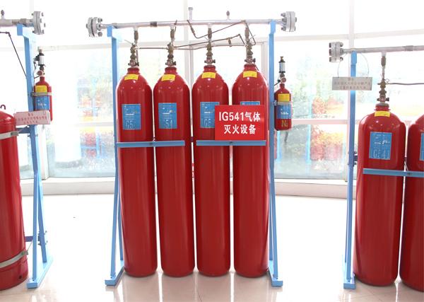 IG541混合气体灭火系统