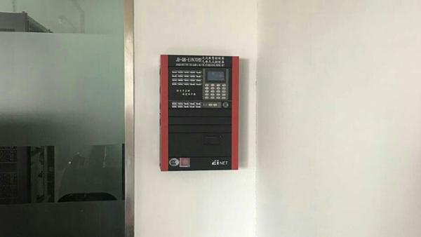越海国际物流(苏州)有限公司机房柜式七氟丙烷
