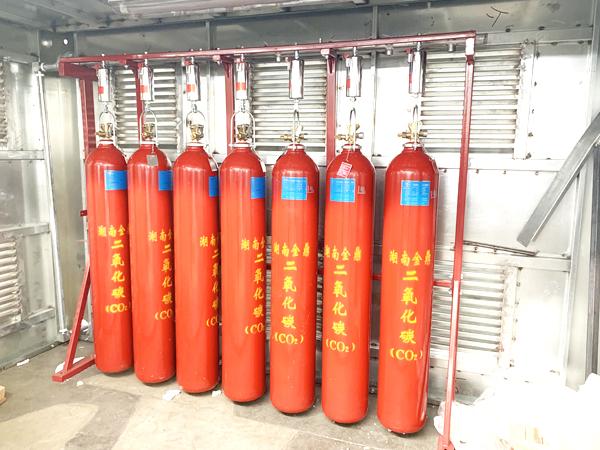 高压二氧化碳灭火系统的使用方法