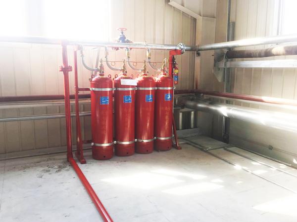 气体灭火系统设计规范