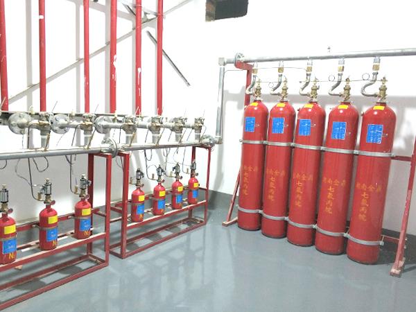 七氟丙烷气体灭火系统的启动方式有哪几种?
