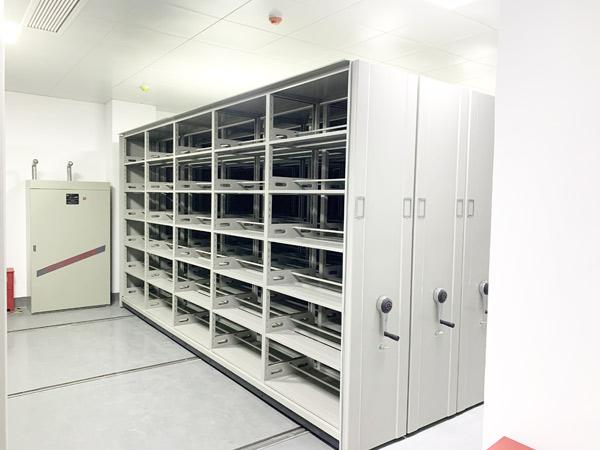 档案室气体灭火系统施工方案