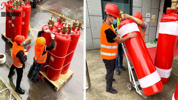 消防气瓶检测标准周期
