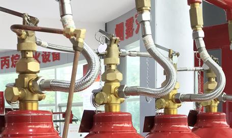 IG541气体灭火系统阀门