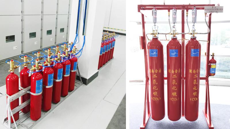 机房灭火装置