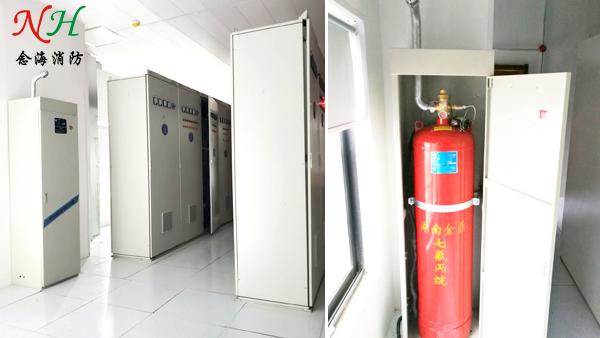 配电室气体灭火系统施工组织方案