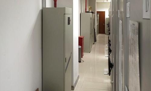 精密档案室灭火系统