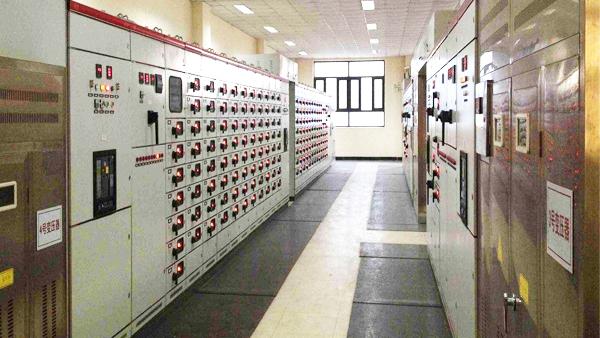 配电房灭火器配置