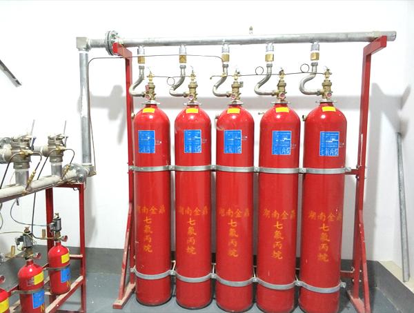 实验室灭火系统
