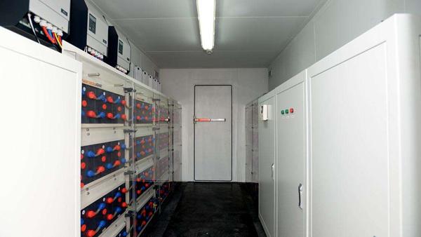 储能集装箱消防系统