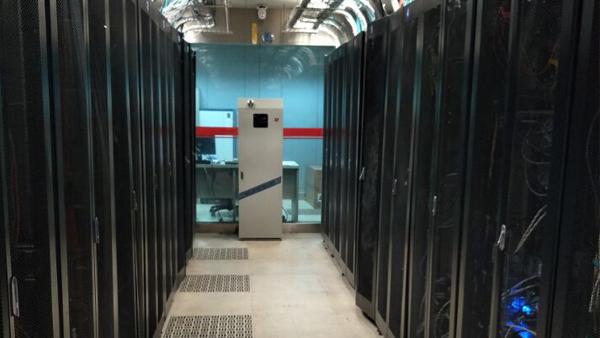 机房柜式七氟丙烷气体灭火装置