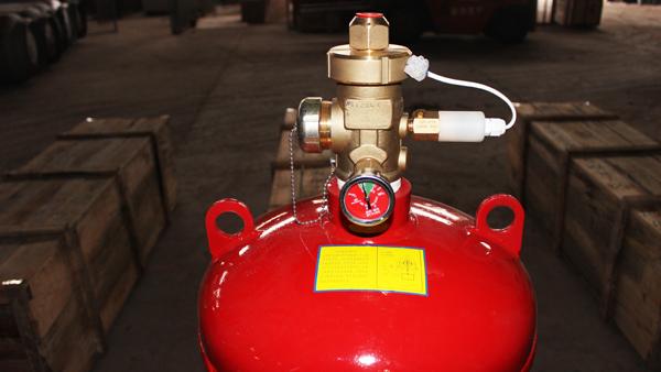 气体灭火系统组件容器
